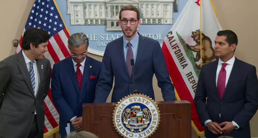 California Assembly Passes Net Neutrality Bill