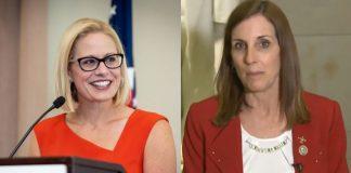 Arizona Senate Race--Sinema vs McSally