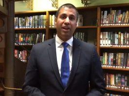 FCC Chair Ajit Pai Calls California Net Neutrality Bill Illegal