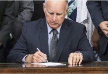 Gov. Brown Signs Bill