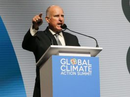 Gov. Brown says California to launch own satellite to monitor climate-change causing pollutants