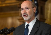 Pennsylvania Governor Tom Wolf Image 1
