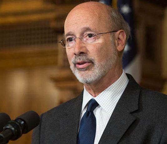 Pennsylvania Governor Tom Wolf Image 1