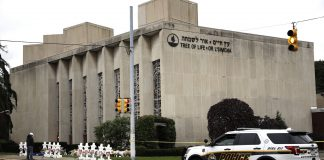Pittsburgh synagogue mass shooting