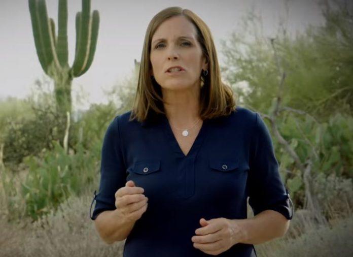 Rep. Martha McSally of Arizona