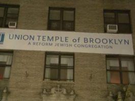 Anti-Semitic Vandalism at Brooklyn Synagogue