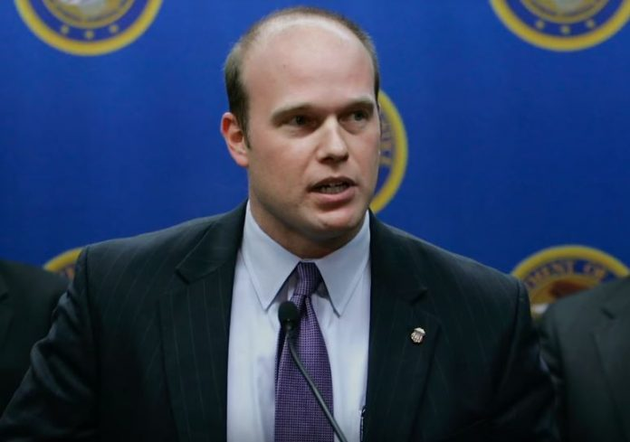 Matthew Whitaker Acting AG