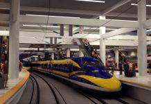 California Bullet Train Project