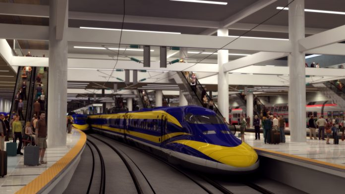 California Bullet Train Project