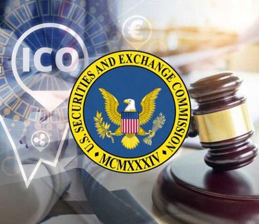 SEC Order unregistered ICO