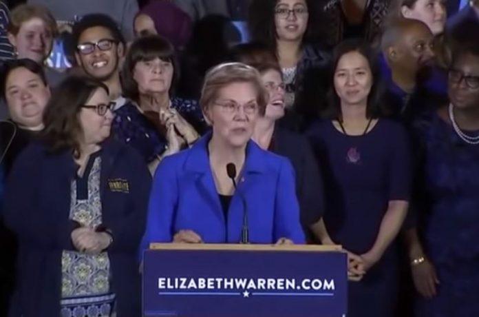 Sen. Elizabeth Warren presidential bid