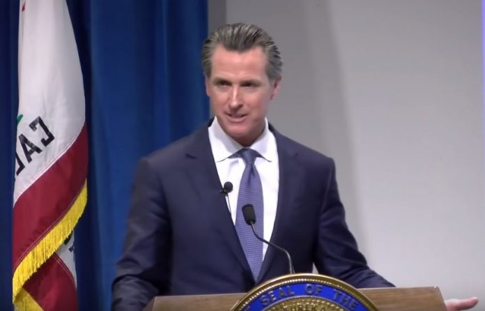 California Gov. Gavin Newsom wants to expand paid family leave to six months