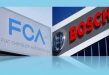 Fiat Chrysler, Bosch