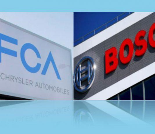 Fiat Chrysler, Bosch