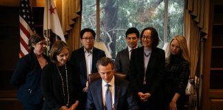 Gov. Gavin Newsom Executive Order