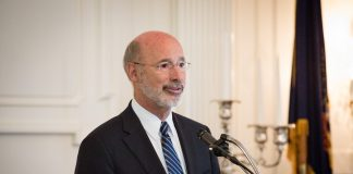 Pennsylvania Gov. Wolf