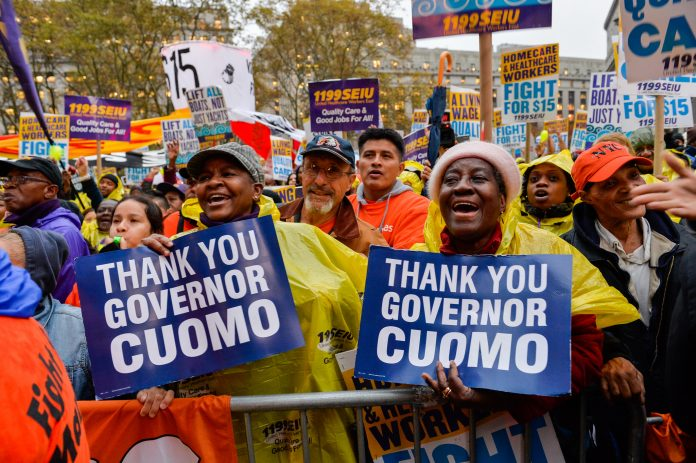 Minimum Wage New York State