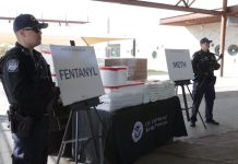 Arizona Border patrol agents seized huge amount of fentanyl, methamphetamine