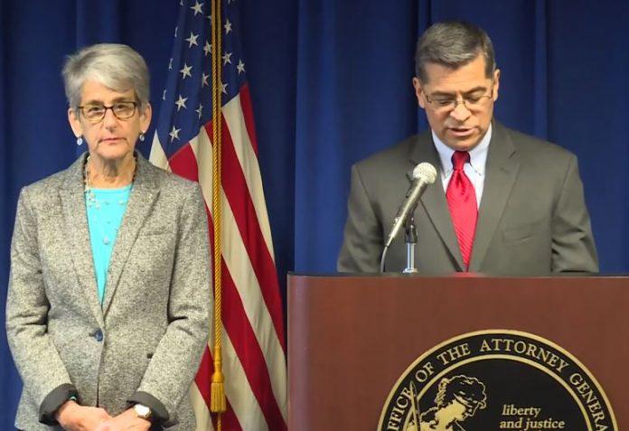California-AG Becerra-Sen. Jackson--Privacy Protection Law