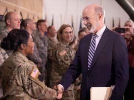 Gov. Wolf-PA GI Bill--Pennsylvania National Guard
