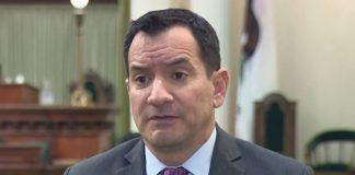 California Assembly Speaker Anthony Rendon