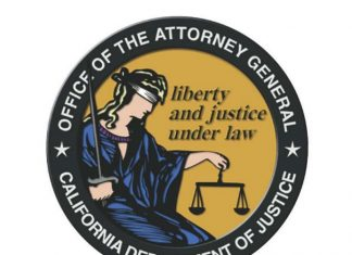 California Department of Justice--Office of the Attorney General