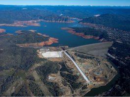 California Oroville Dam