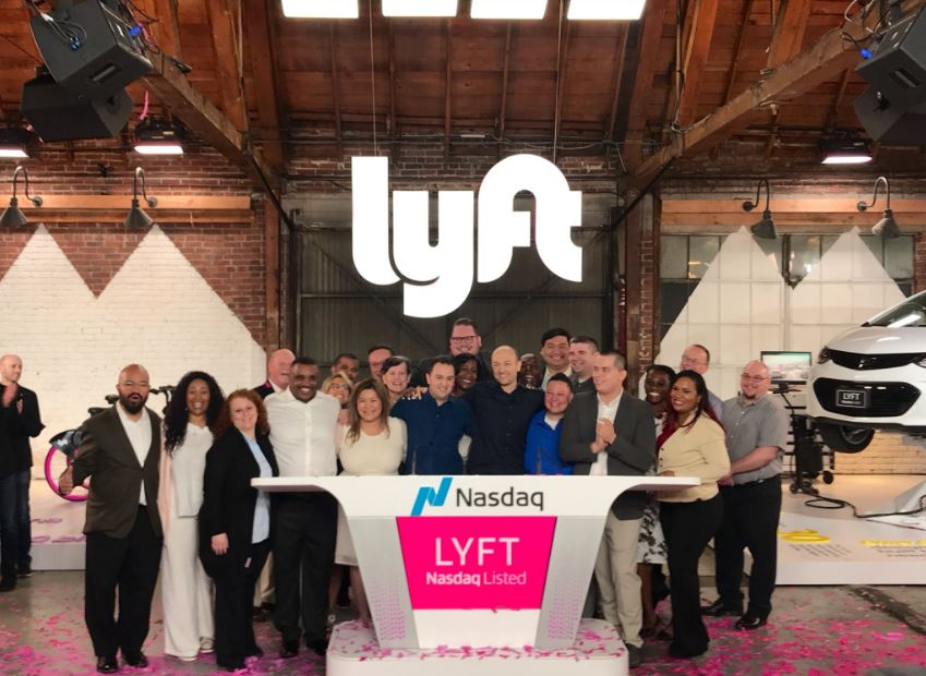 Estimated ipo valuations for lyft