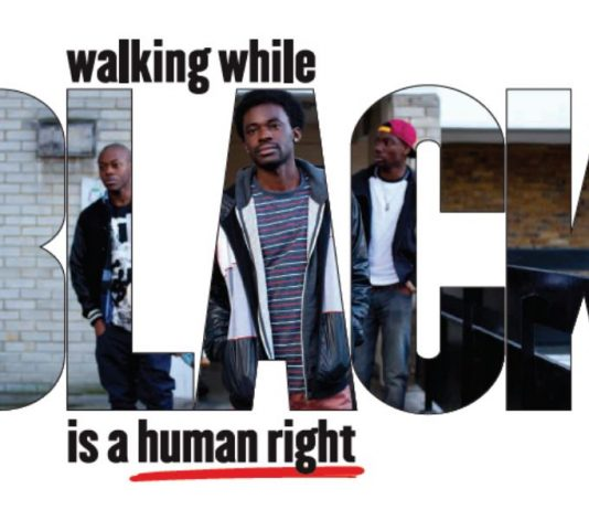 NYC Human Rights Commission-While Black ad campaign