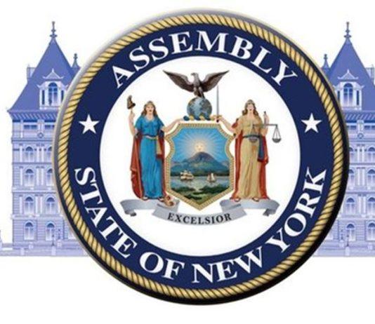 New York State Assembly logo