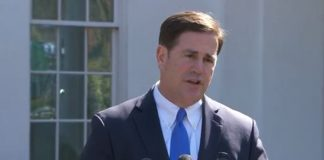Arizona Gov. Ducey on border shutdown