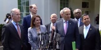 Democratic leaders on meeting with Trump on infrastructure
