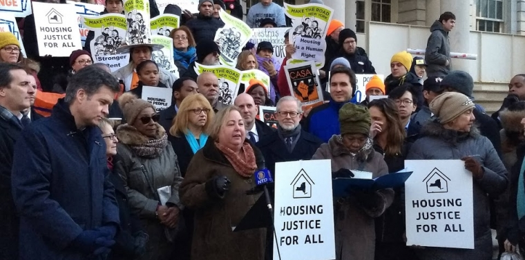 Housing Justice--Tenant Protection Act- New York