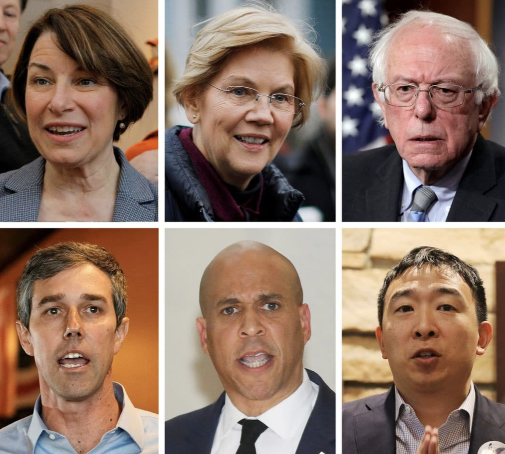 The Factor Of Age And 2020 Democrat Candidates Usa Herald