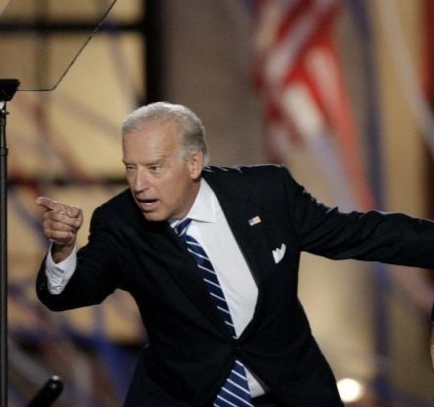 Biden Fires Back at Trump Over Twitter Meme - USA Herald