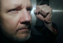 Julian Assange WkiLeaks Founder AP Photo