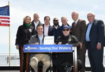Governor Cuomo Signs 'Save Our Waters' Law to Prohibit Offshore Drilling Infrastructure in New York Waters