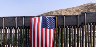 Private group built one mile border wall