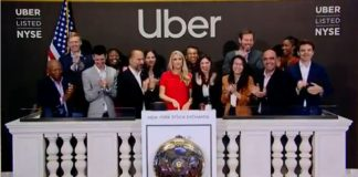 UBER IPO-NYSE