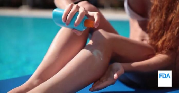 FDA- sunscreen products