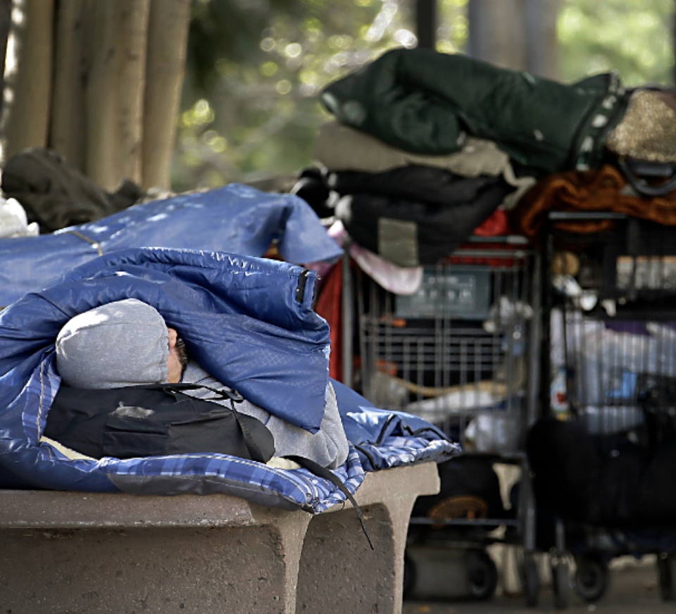 Homelessness Surging In California Usa Herald