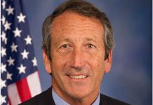Former U.S. Rep. Mark Sanford