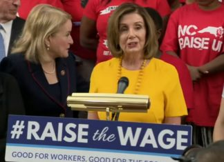 House passes bill raising federal minimum wage