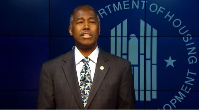 Housing Sec. Carson