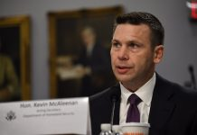 DHS Acting Sec. McAleenan