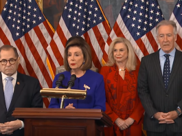 House Democrats unveils articles of impeachment