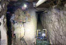 longest drug-smuggling tunnel