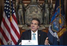 New York Gov. Cuomo press briefing on coronavirus pandemic