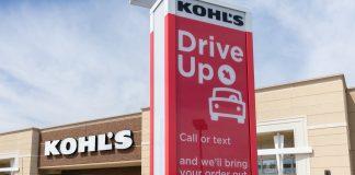 Kohl's Drive up