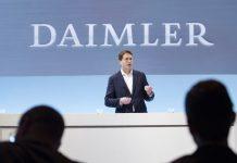 Daimler annual press con-Stuttgart-2020